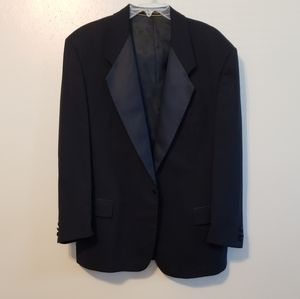 100% wool tuxedo jacket Czech Republic 44R